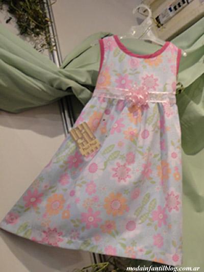 vestidos para niñas hui hui kids wear primavera verano 2014