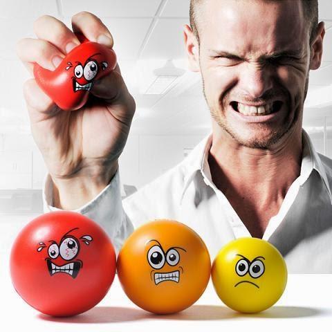 Mitos sobre o estresse.