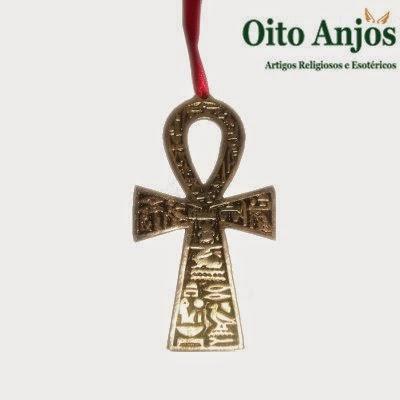 Cruz Ansata| Oito Anjos Artigos Religiosos e Loja Esotérica