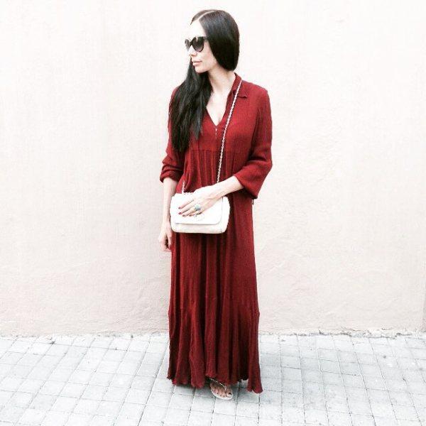 LamourDeJuliette_GermanFashionBlogger_DeutscherModeblog_ArtyRing_Boho_Dress_Chanel