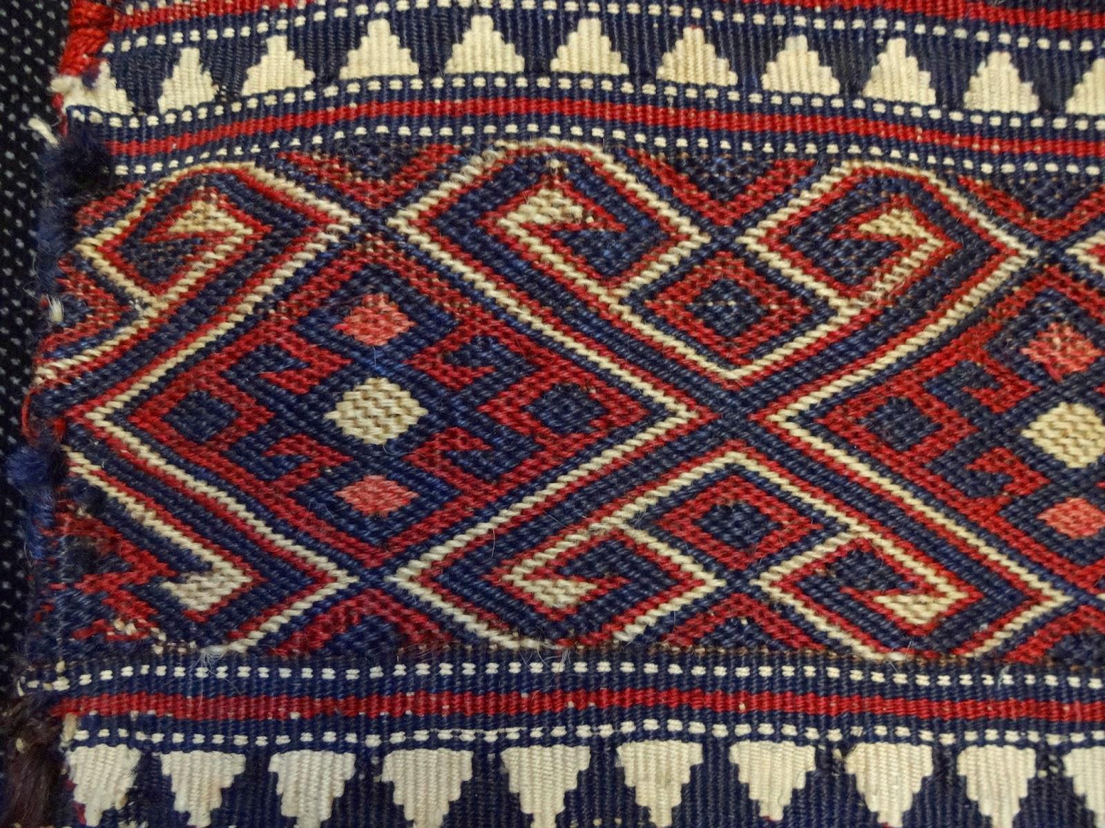 Anatolian kilim Shavak Tribe turik baby carrier