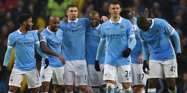 des investisseurs chinois prennent 13% de Manchester City