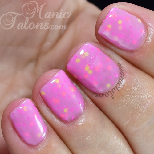 BMC Pink Charming Swatch