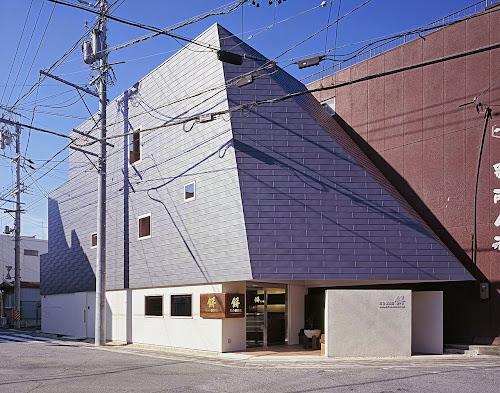Tamakichi Mochiten by Nakahira Architects