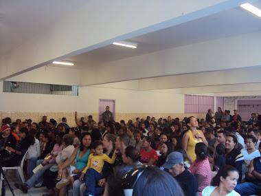 ENCONTRO DAS COMUNIDADES PELO DIREITO À MORADIA EM SETEMBRO DE 2011