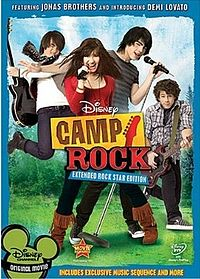 Camp Rock (2008) 3GP