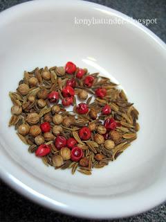 Moroccan-lamb-loin-spices