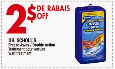 Coupons imprimables quebec