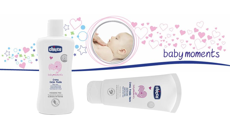 Set De Baño Chicco Baby Moments:El gel limpiador de avena con ph neutro (ph7) es específico para la