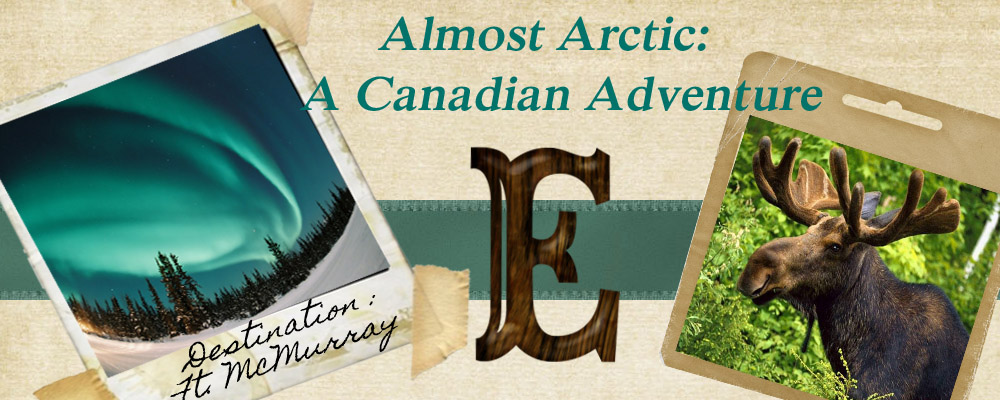 Almost Arctic:A Canadian Adventure