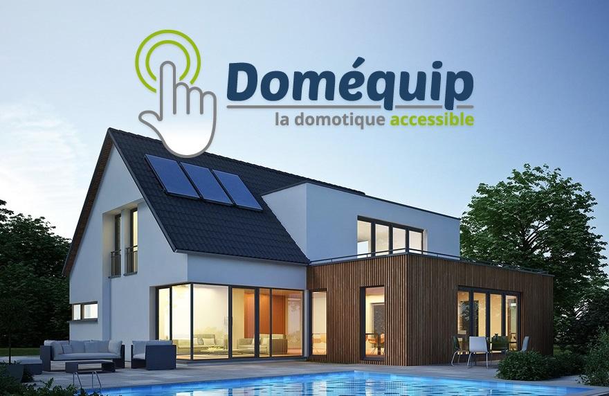 Doméquip installateur domotique 77