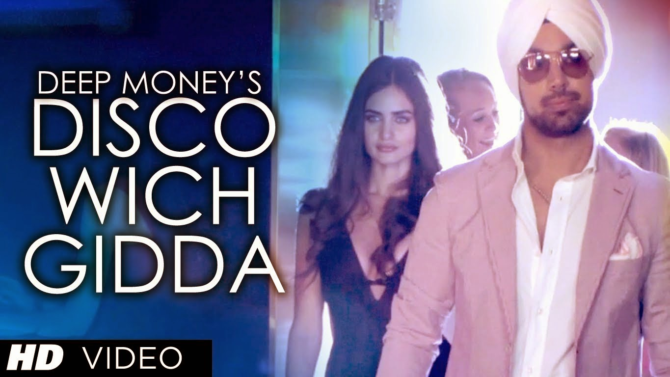 Disco Wich Gidda By Deep Money