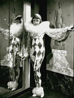 Claudette Colgert, Harlequin