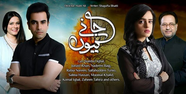 Janay Kyun Episode 1 on ARY Digital in High Quality 24th April 2014