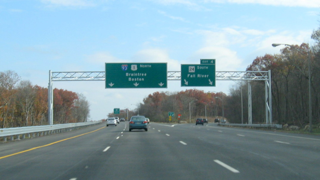 Sure, Why Not?: I-93 Signage, South of Boston Update