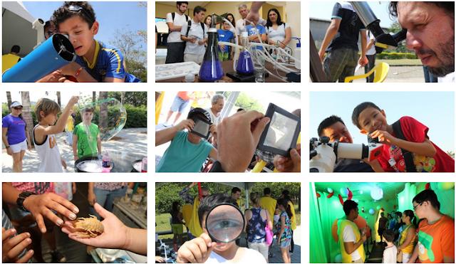 Virada Científica 2015 - 24 horas de atividades científicas na USP