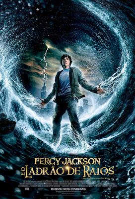 Percy Jackson e o Ladrão de Raios Dublado