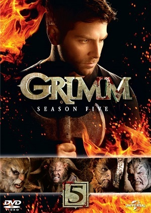 Grimm - Contos de Terror 5ª Temporada Séries Torrent Download capa
