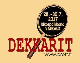 Programme for Dekkarit Festiavl in English