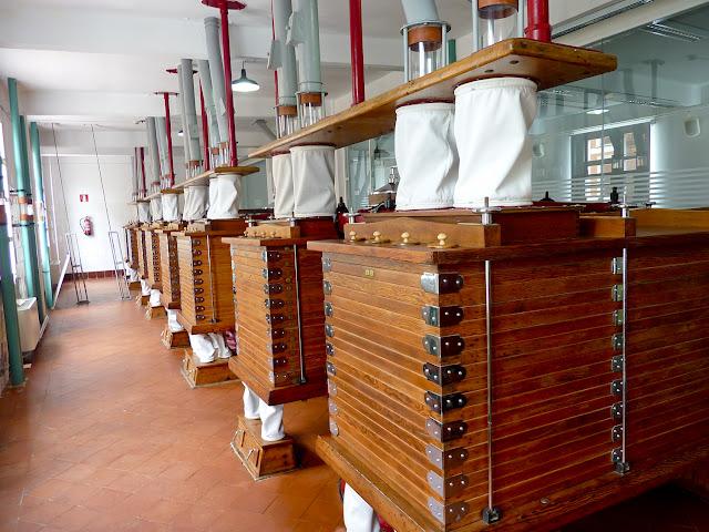 Planchsiters EMSA en Harino Panadera