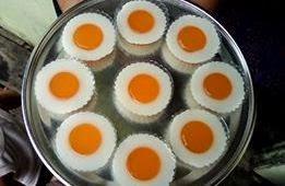 Resep Membuat Puding Telur Ceplok