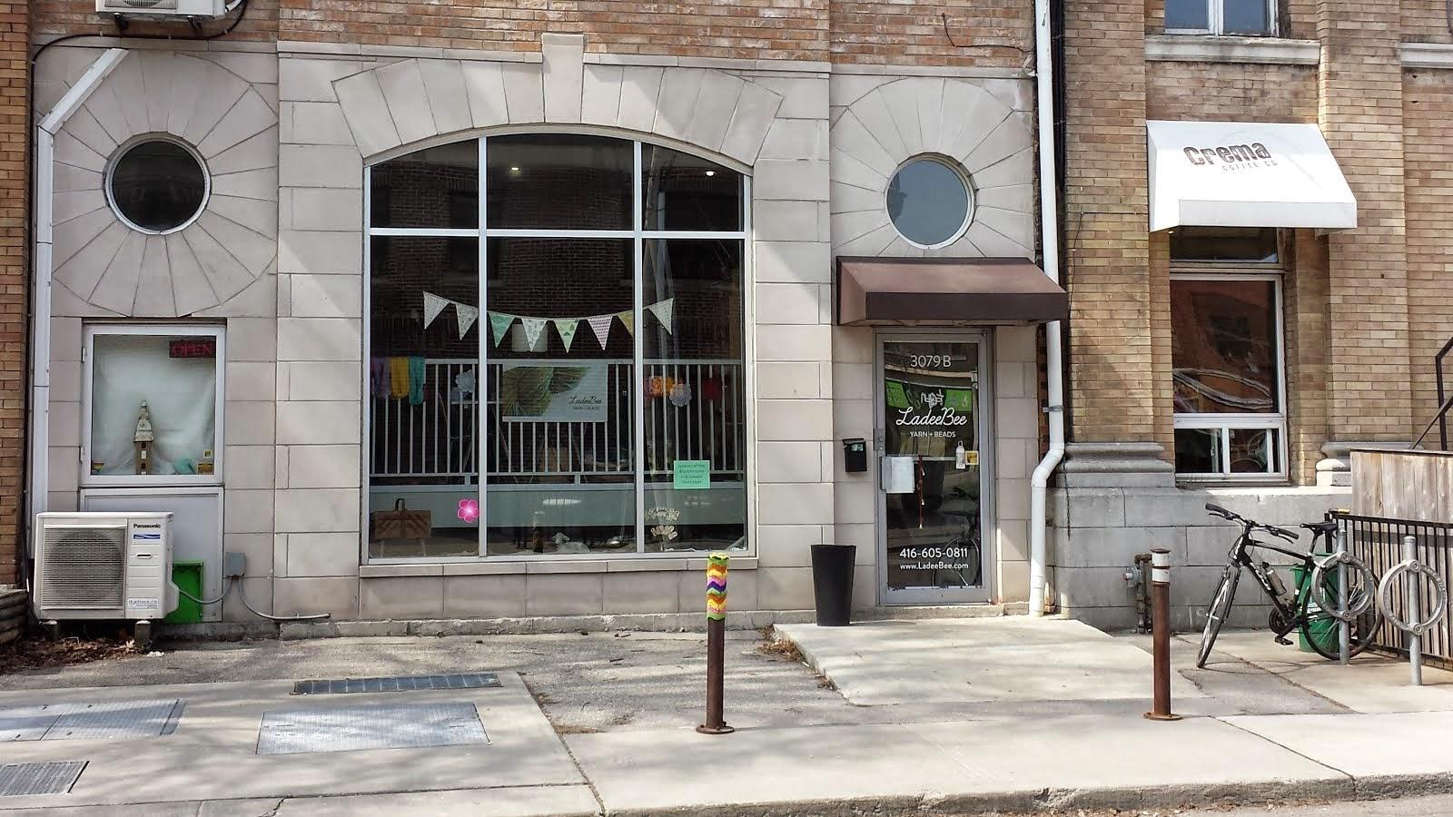LadeeBee Storefront