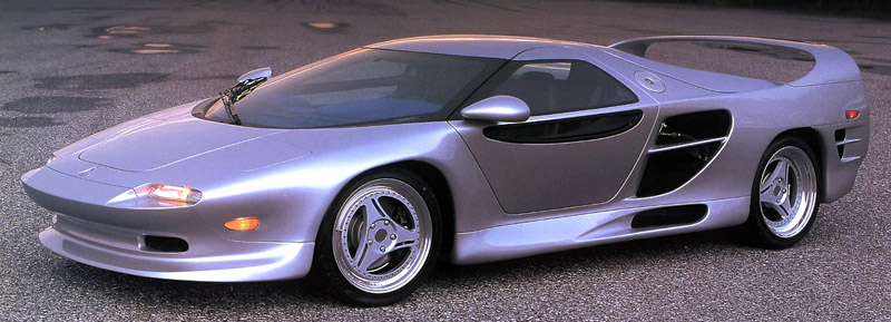 SEXIEST SUPERCARS: Vector W12 1999