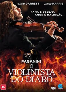 Paganini: O Violinista do Diabo - DVDRip Dublado