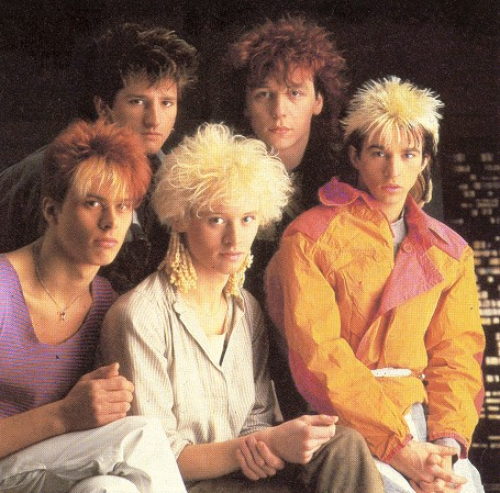 Forum reorganization completed Kajagoogoo