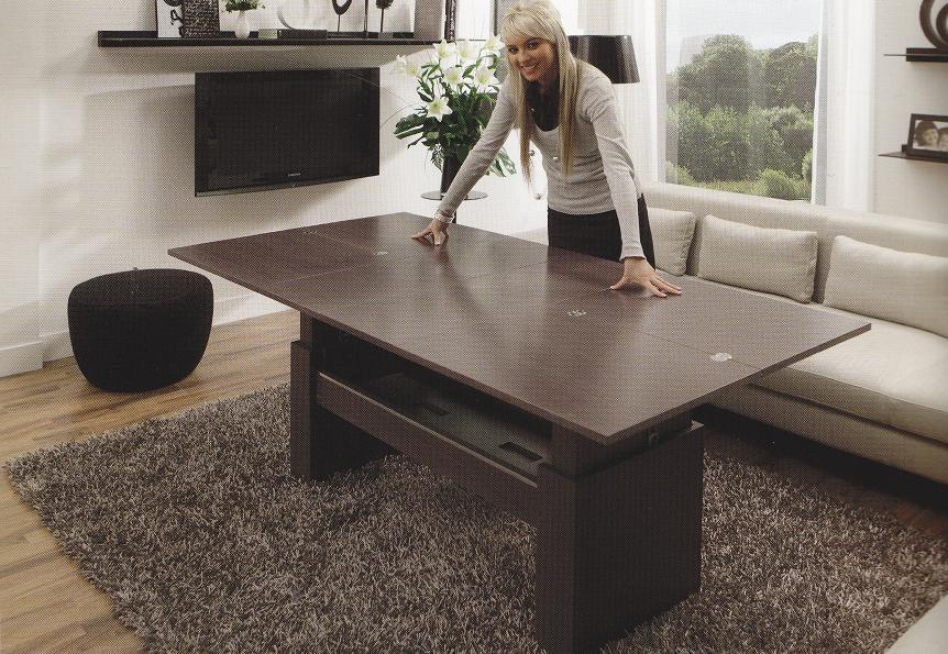 Tienda muebles modernos muebles de salon modernos salones - Mesas salon extensibles modernas ...
