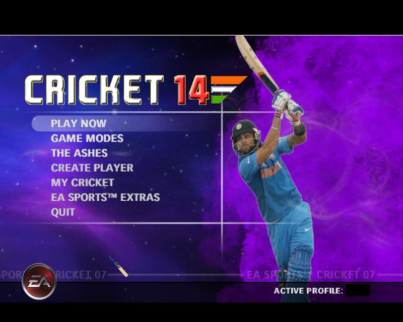 Cricket 07 Free Download - Ocean of Games