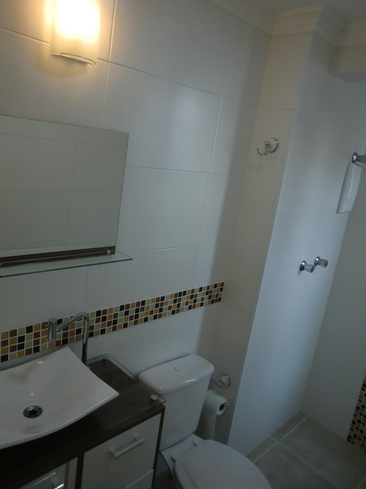 Reforma do Apartamento Banheiro Antes e Depois Com Custos  #C2AE09 1200 1600