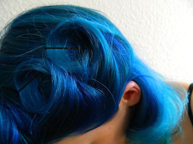 Grandes Haarfetisch