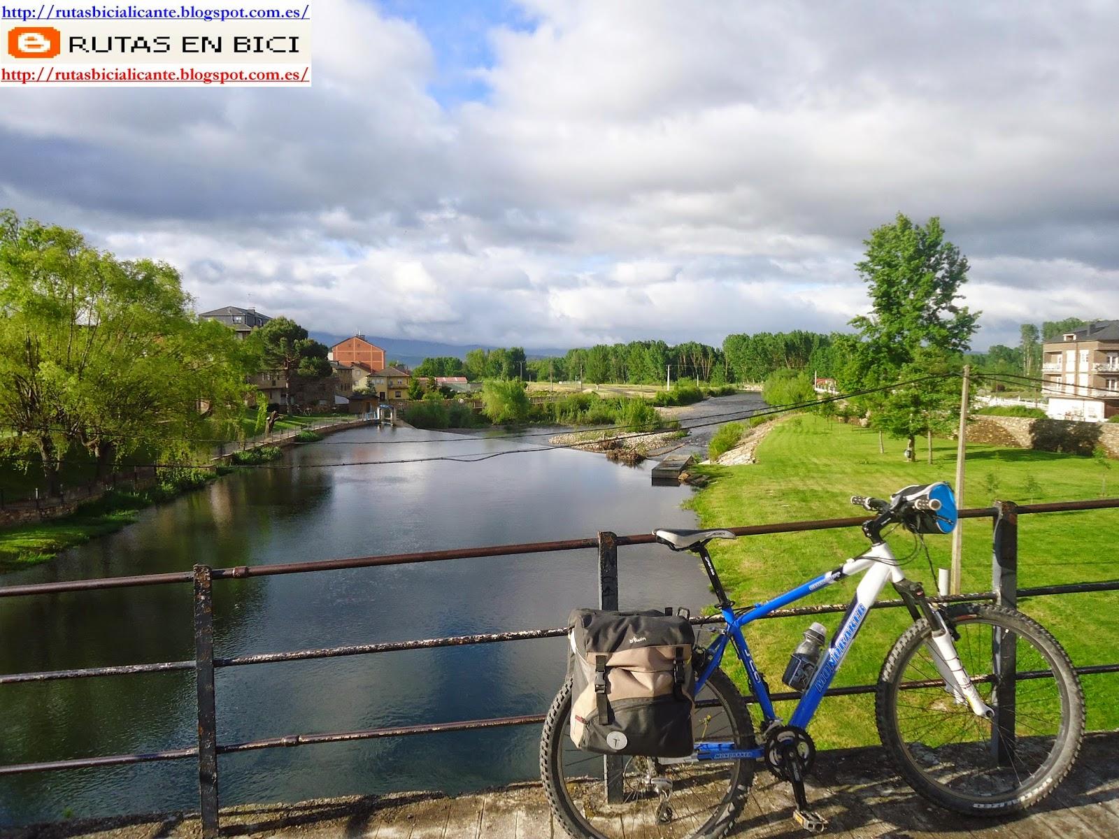 Rutas en bici camino de santiago etapa 9 ponferrada for Ruta del mueble sarria