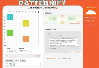 Herramientas para generar patrones