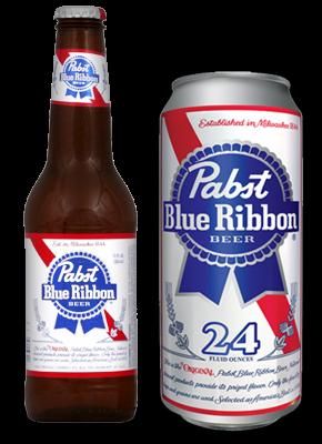 Beer Pimpin Hobgoblin Pabst Blue Ribbon