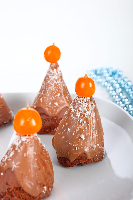 Weihnachten, Dessert, süss, Schokolade