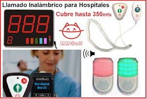 MMCall para Hospitales