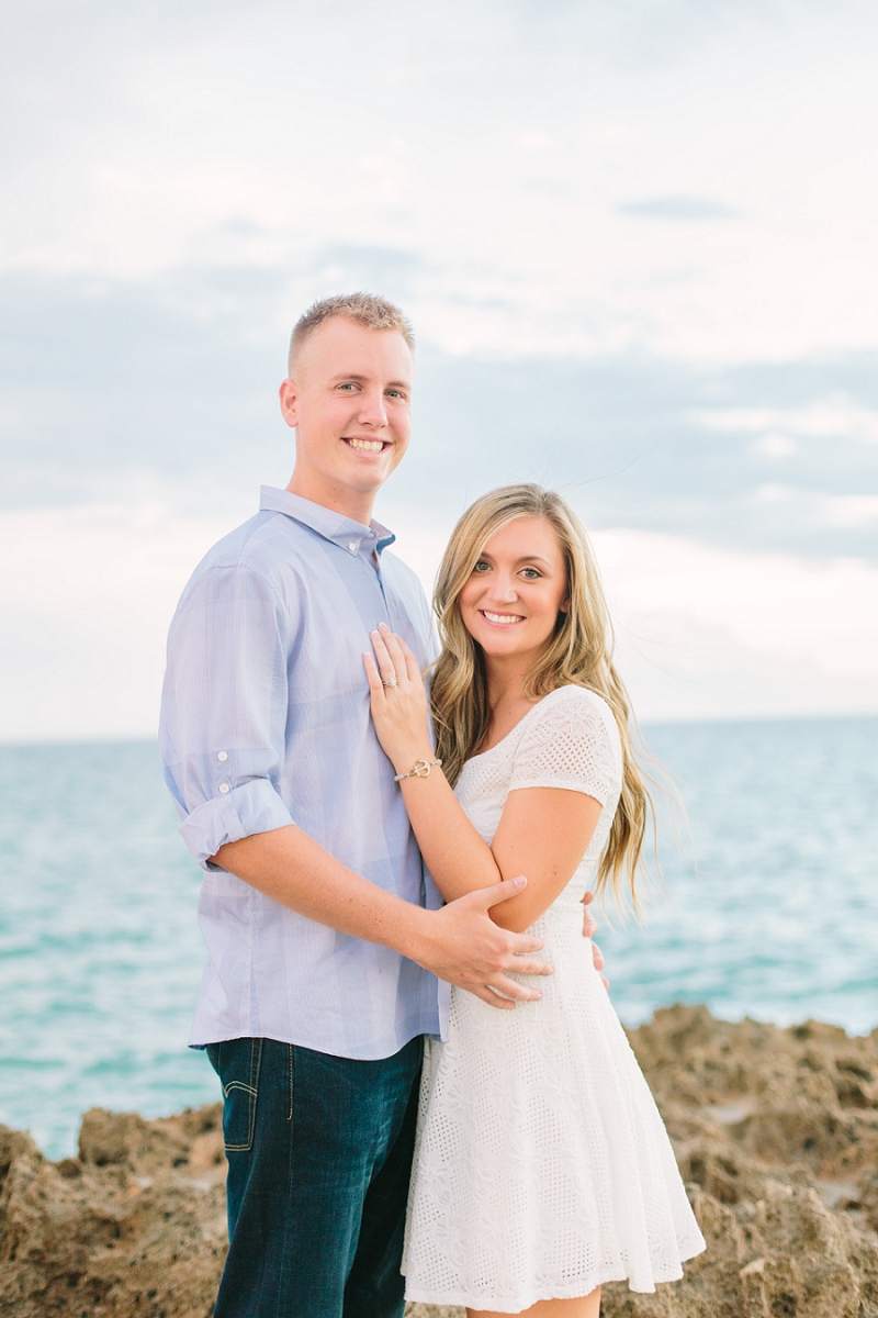 house of refuge engagement photos