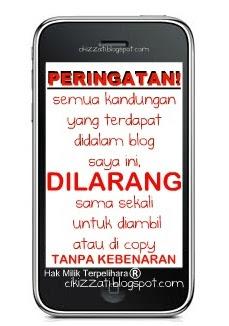 1 mesej untuk awak: