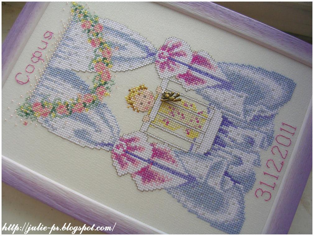 Bedtime Friends Mirabilia designs Мирабилия метрика для девочки вышивка cross stitch