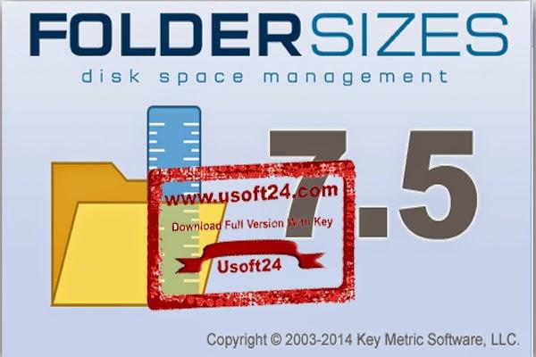 FolderSizes v7.5.28 En...