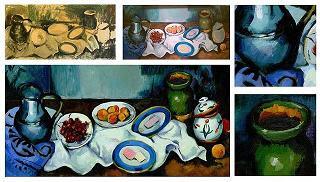 El doodle de Paul Cézanne en el 172 aniversario de su nacimiento