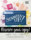 Reserve a FREE catalog!