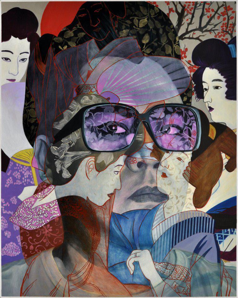 Art: Andres Barrioquinto, 1975 ~ Surrealist Painter