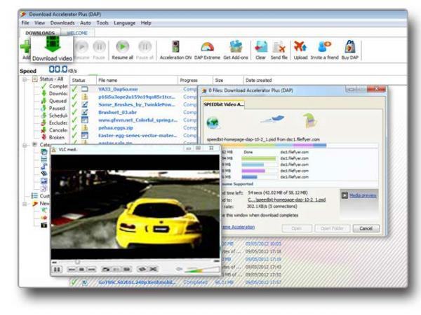 Dap video downloader old version