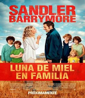 Juntos y revueltos (Luna de miel en familia) (2014) [Latino]