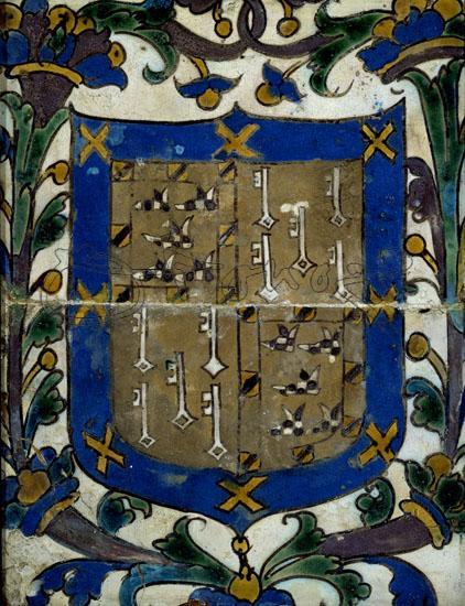 Always good el azulejo de cuerda seca - Azulejos zapata ...
