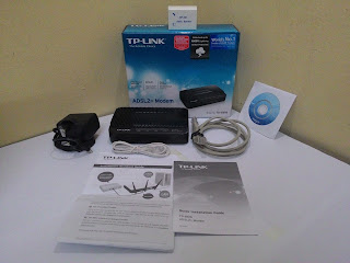 TP-Link ADSL2+ Modem