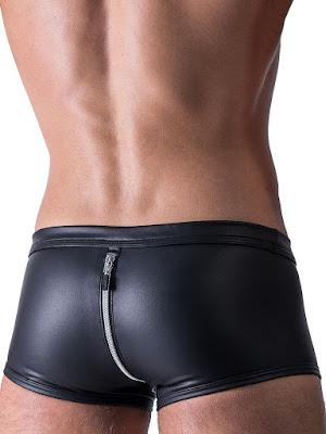 Manstore Zipped Pants M515 Underwear Back Gayrado